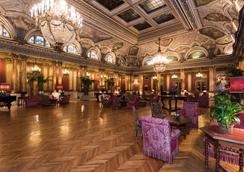 Grand Hotel Plaza - Rome - Lobby