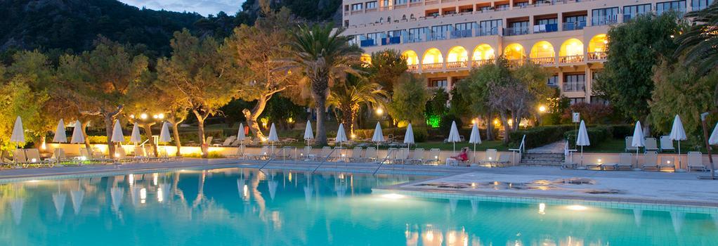 Lti Louis Grand Hotel - Corfu - Building