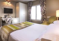 Dauphine Saint Germain Hotel - Paris - Bedroom