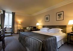 Hotel Villa d'Estrees - Paris - Bedroom
