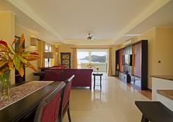 The Palm Seychelles - Mahe Island - Lobby