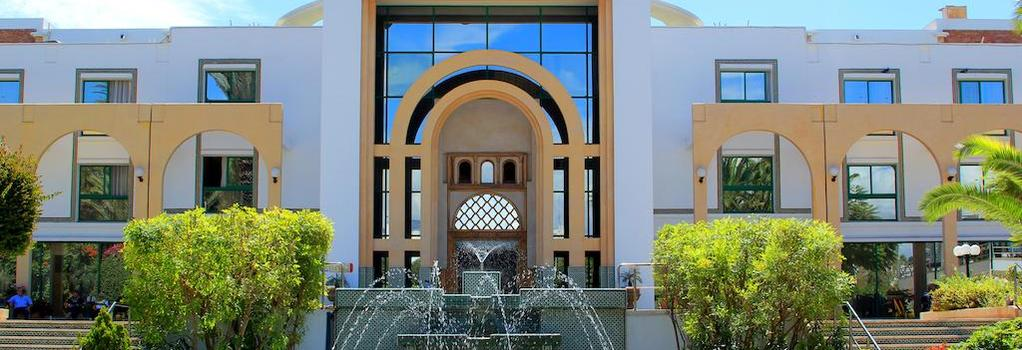lti-Agadir Beach Club - Agadir - Building