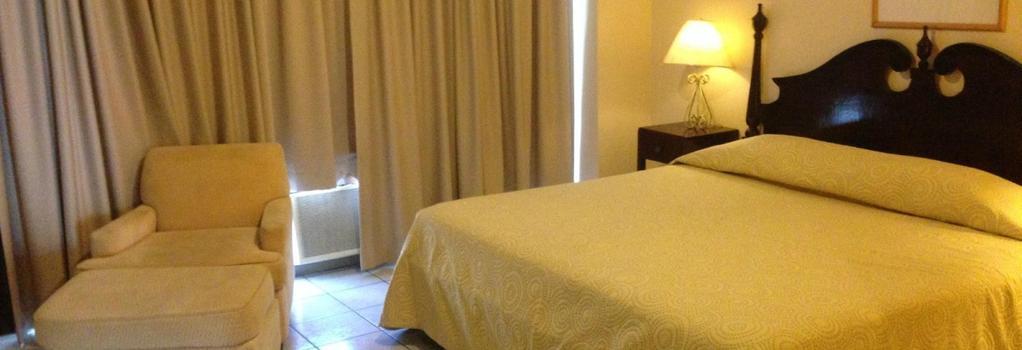 Gran Hotel Paris - La Ceiba - Bedroom