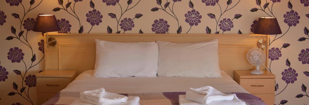 The Arncliffe Hotel - Blackpool - Bedroom