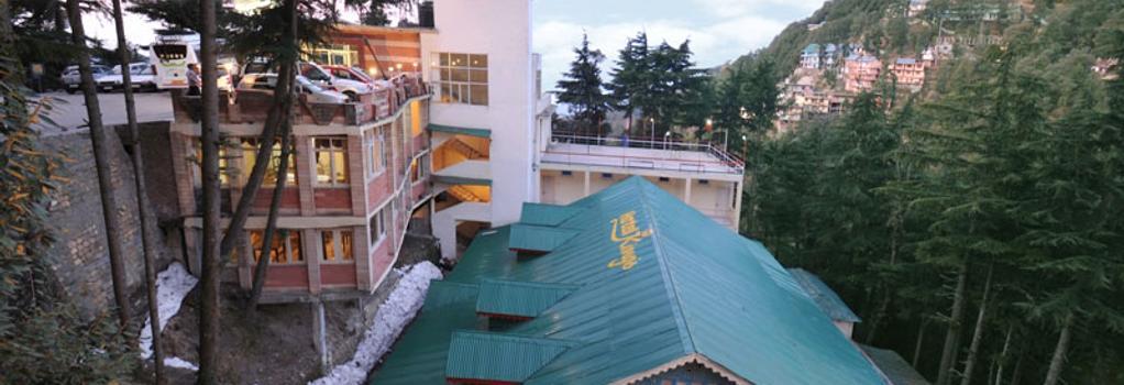 Hotel Kings - Dalhousie - Building