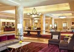 St. Louis City Center Hotel - St. Louis - Lobby
