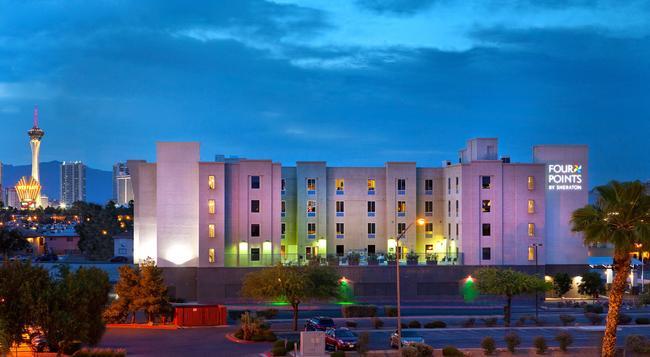 Four Points by Sheraton Las Vegas East Flamingo - Las Vegas - Building