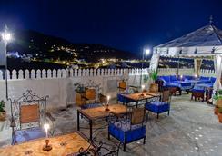 Hotel Dar Mounir - Chefchaouen - Outdoor view