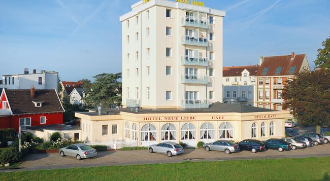 Seehotel Neue Liebe - Cuxhaven - Building