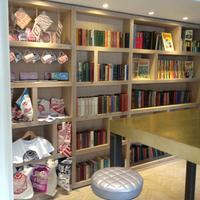 Grassmarket Hotel Library