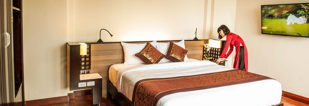 Bai Dinh Hotel - Ninh Bình - Bedroom
