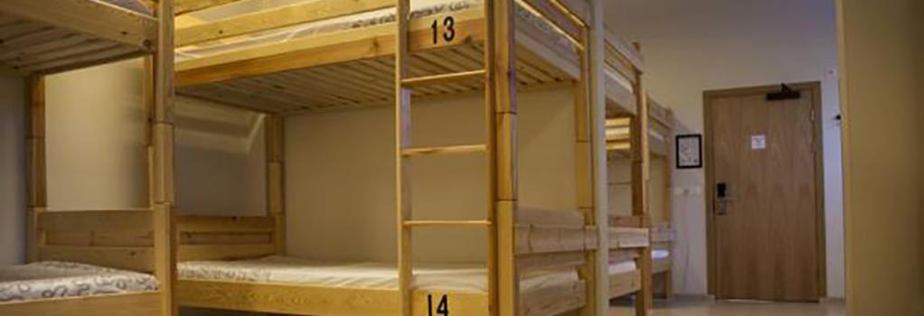 Bus Hostel Reykjavik - Reykjavik - Bedroom
