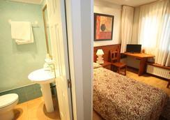 Hostal La Vitorina - Soria - Bedroom
