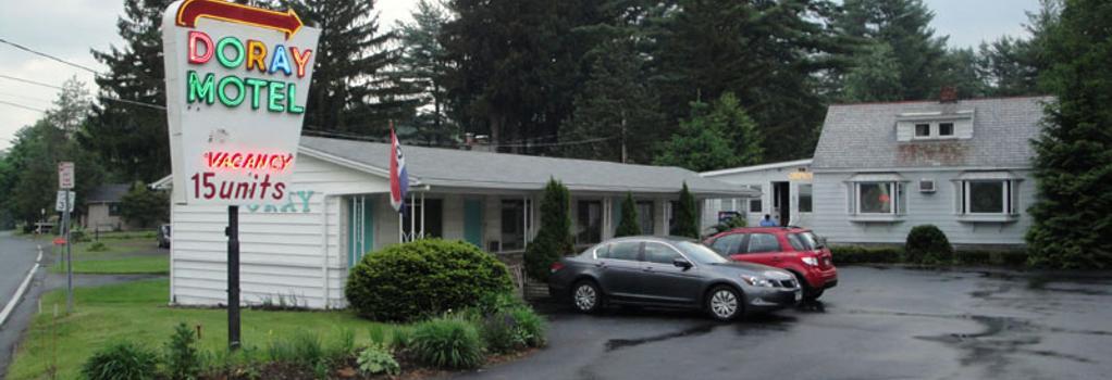 Doray Motel - Lake George - Building
