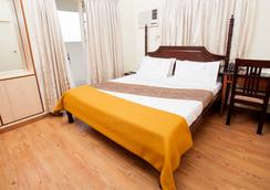 Crescent Inn - Chennai - Bedroom