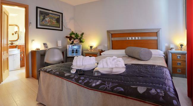 Ferron Suittes - San Martín de la Vega - Bedroom