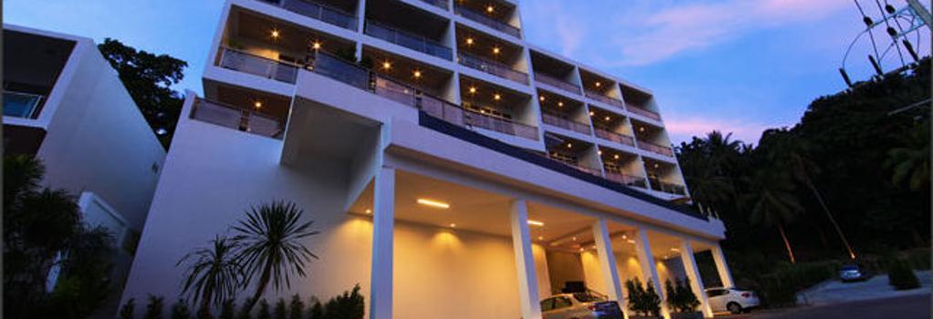 Lae Lay Suites - Karon - Building