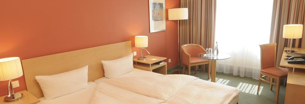 Upstalsboom Hotel Friedrichshain - Berlin - Bedroom