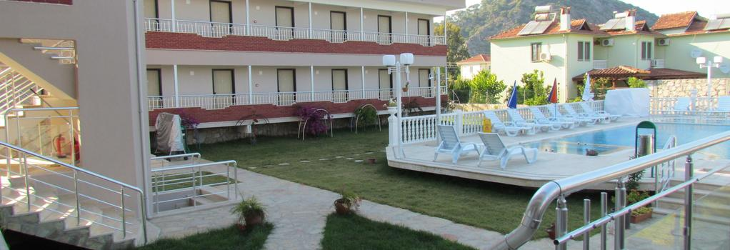 Dalyan Palmiye Resort Hotel - Dalyan (Mugla) - Building