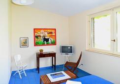 Eurialo Green Suites - Siracusa - Bedroom