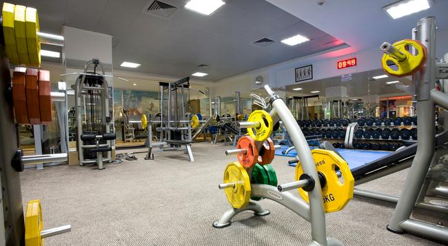 The Green Park Hotel Merter - Istanbul - Gym
