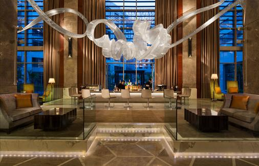 JW Marriott Hotel New Delhi Aerocity - New Delhi - Bar