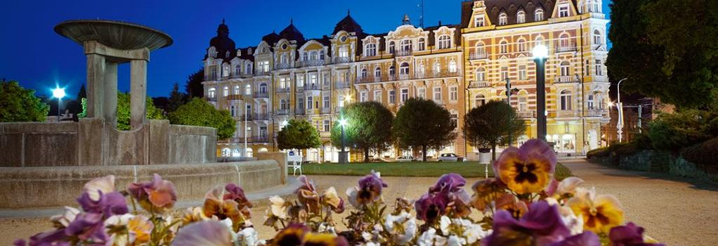 Orea Spa Hotel Palace Zvon - Marianske Lazne - Building