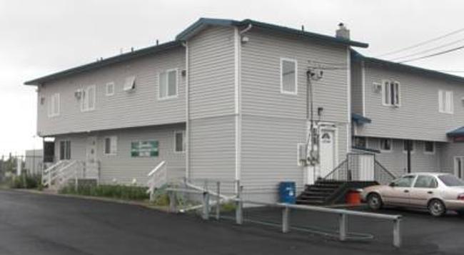 Borealis Inn - Fairbanks - Building
