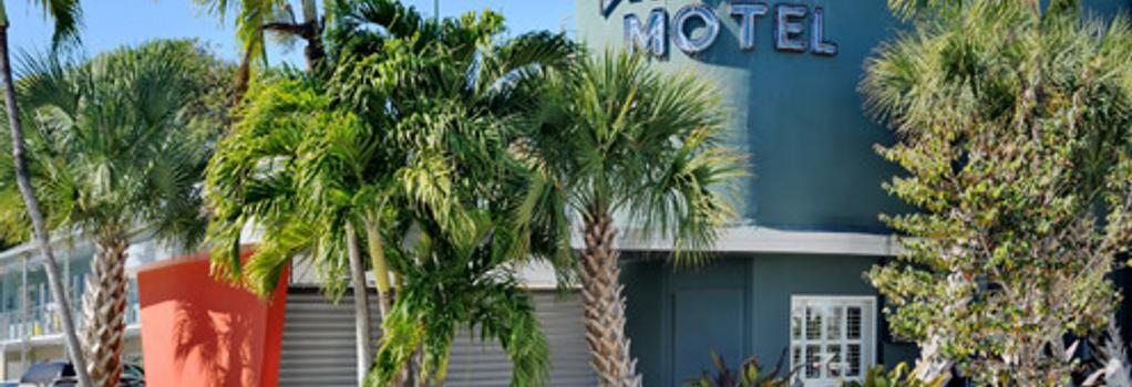 Blue Marlin Motel - Key West - Building