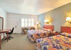 Blue Marlin Motel - Key West - Bedroom