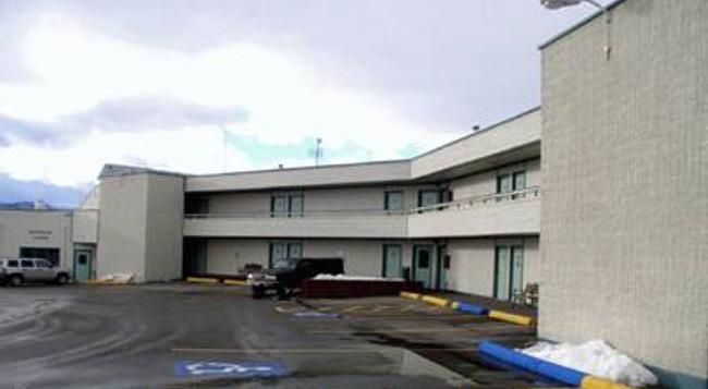 Tamarack Inn - Missoula - Building