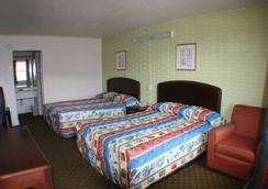 Budget Inn - Charlotte - Bedroom