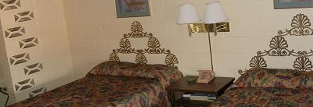 Coral Motel - El Paso - Bedroom