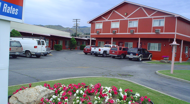 Avenue Motel - Wenatchee - Building