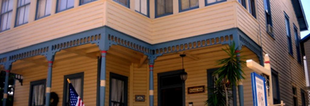 Victorian House - St. Augustine - Building