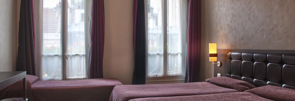 Grand Hôtel Lévêque - Paris - Bedroom
