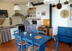 Al Begarino Agriturismo - Brugnato - Kitchen