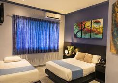 Hotel Del Centro - Guayaquil - Bedroom