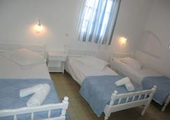 Mykonos Vouniotis Rooms - Mykonos - Bedroom