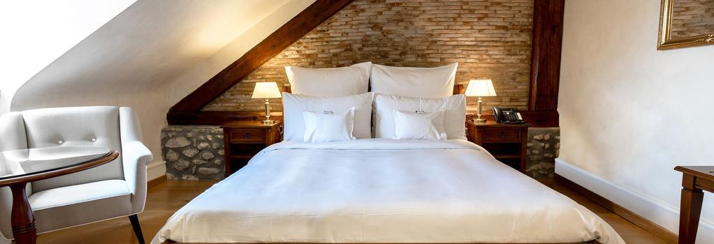 Domaine de Châteauvieux - Satigny - Bedroom