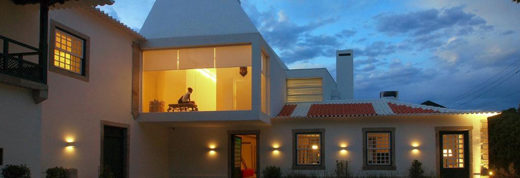 The Wine House Hotel - Quinta da Pacheca - Lamego - Building