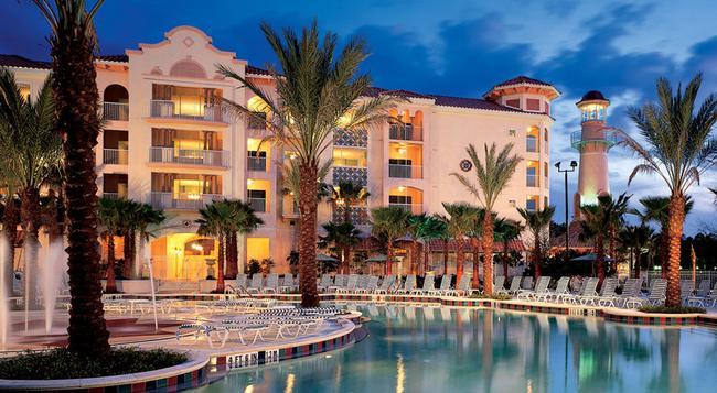 Marriott's Grande Vista - Orlando - Building