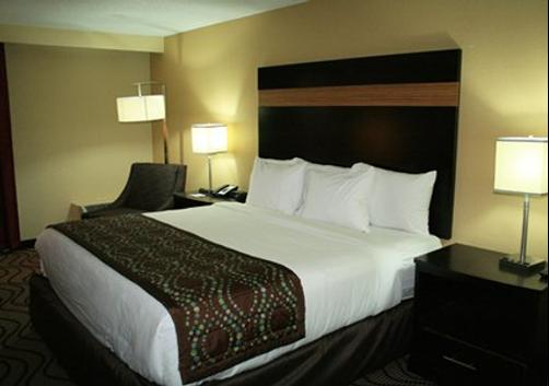 Clarion Hotel Airport & Conference Center - Charlotte - Bedroom