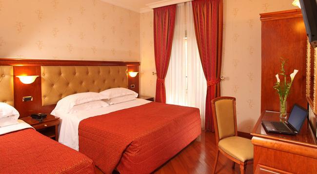 Hotel Serena - Rome - Bedroom