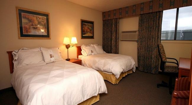The Grand River Hotel, an Ascend Hotel Collection Member - Grand Rapids - Bedroom