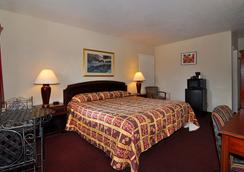 Presidio Inn - San Francisco - Bedroom