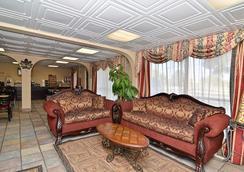 Best Western Executive Inn - Hobbs - Lounge