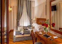 Albergo Ottocento - Rome - Bedroom