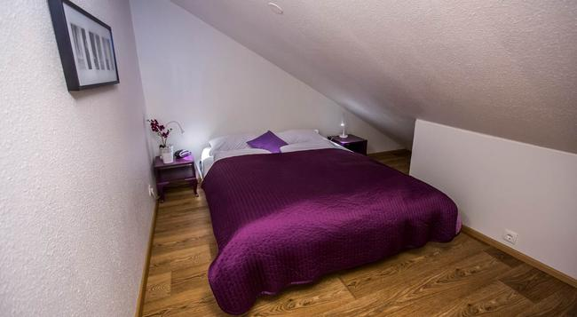 The Capital-Inn - Reykjavik - Bedroom