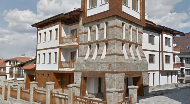Ruby Tower Apartments - Bansko - Building